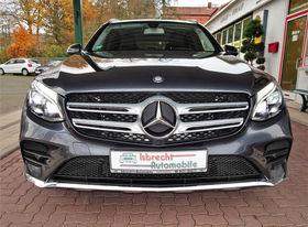 Mercedes-Benz GLC 250 4M AMG LINE CAMERA NAVI LED AHK PANORAMA
