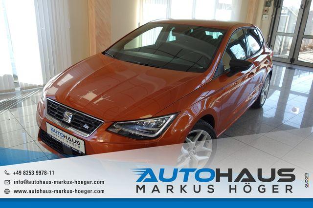 Seat Ibiza 1.0 TSI FR LED Full-Link PDC SHZ Alu GRA