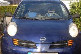 Nissan Micra K12 Ideales Anfänger-Auto