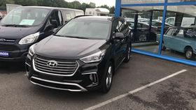 Hyundai Grand Santa Fe 2.2 CRDi -7-Sitzer-Voll-P.Dach-Leder-8-fach bereift-