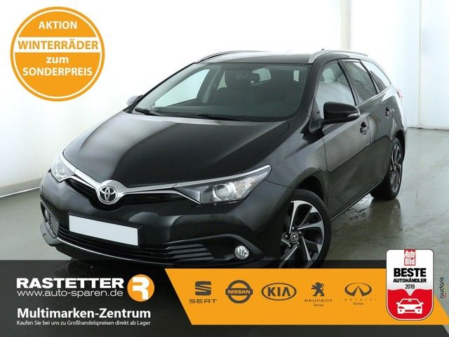 Toyota Auris Touring 1.2 Turbo Sports Design Edition Kamera Klimaaut Nebel LMF Bluet USB