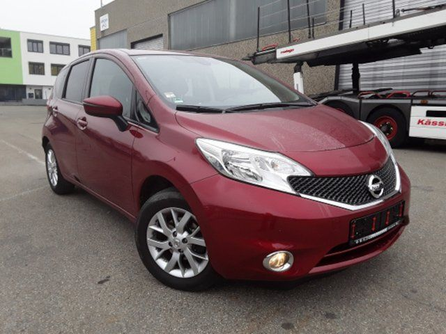 NISSAN Note 1.2 Acenta S&S Temp NSW Privacy Klimaaut. Euro6