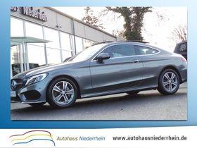 Mercedes-Benz C 220 d 9G AMG-LINE PANORA-LED_ILS-AMBIE-KEY-GO-