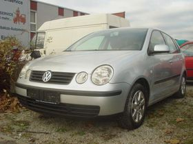 VW Polo IV Trendline 1,2