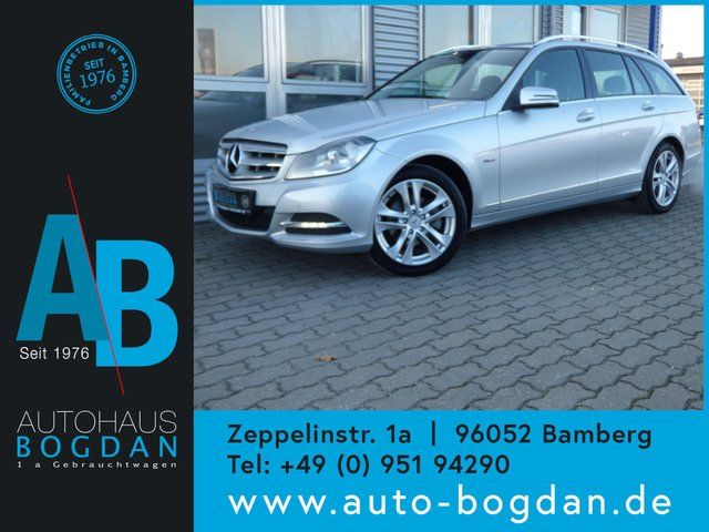 MERCEDES-BENZ C 180 T CGI BlueEfficiency Mod. 2012 Automatik-PDC-SHZ
