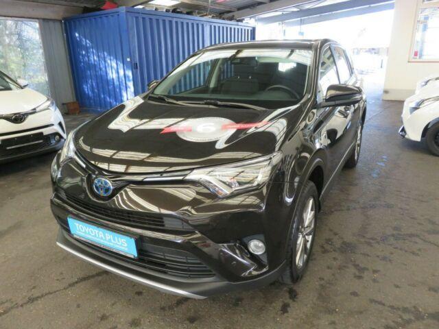 TOYOTA RAV 4 Edition Hybrid 4x2 Navi abnehmb. AHK