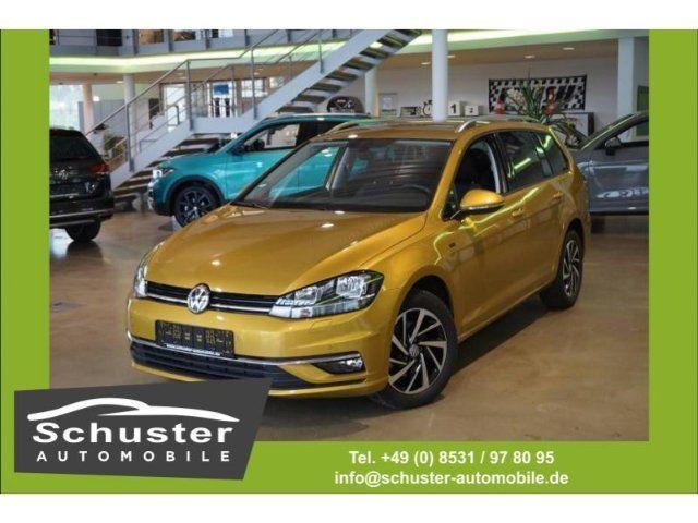 VW Golf Variant VII Join 1.6TDI DSG ACC Navi PDCv+h