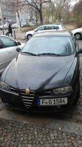 Alfa Romeo 156 TS sportwagon 16V