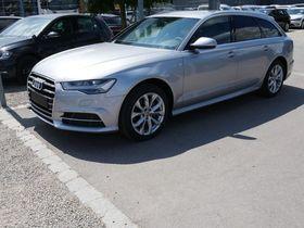 Audi A6 Avant 2.0 TDI DPF - QUATTRO - S-TRONIC - S-LINE EXTERIEUR - AHK - NAVI - LED - RÜCKFAHRKAMERA