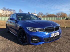 BMW 320dA G20 M SPORT Laser,AHK,StHzg,H/K,HUD,Alu19