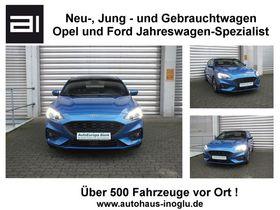 FORD Focus 1.5 EcoBoost ST-Line Autom. LED Pano Lenk/SHZ Totw.Verkehrs.Spurhal.Kolli Alu17 Euro 6d-Temp