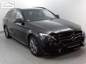 Mercedes-Benz C 250 T AMG Line+Night+Pano+HUD+Comand+AHK