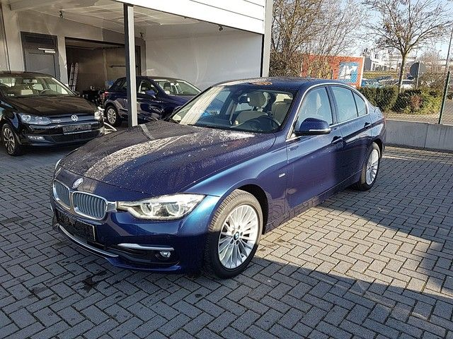 BMW 320d xDrive Steptronic LUXURY LINE ASSIST BUSINESS NP61TE