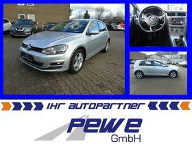 VW Golf VII 1.6 TDI BlueMotionTech Comfort -Navi-