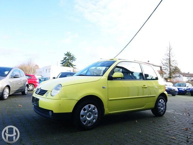 VW Lupo 1.4 44kW KLIMA+FALTDACH+ZV+El.FENSTER