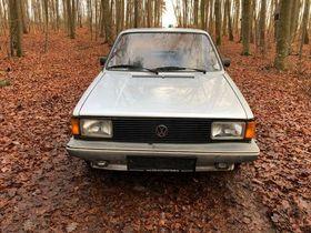 VW Jetta MK1 Coupe AUTOMATIK 2.HAND zum Herrichten