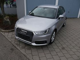 Audi A1 1.4 TFSI ATTRACTION - NAVI - XENON - PARKTRONIC - SITZHEIZUNG - LM-FELGEN 16 ZOLL