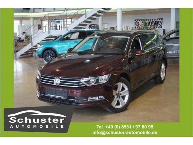 VW Passat Variant Comfortline 1.6TDI DSG ACC StandHZG