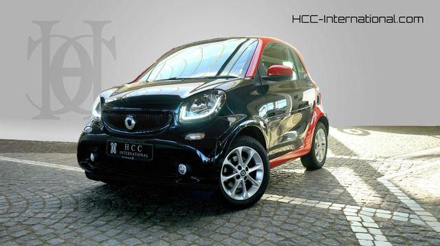 Smart fortwo coupe Passion Panorama | Klimaautomatik