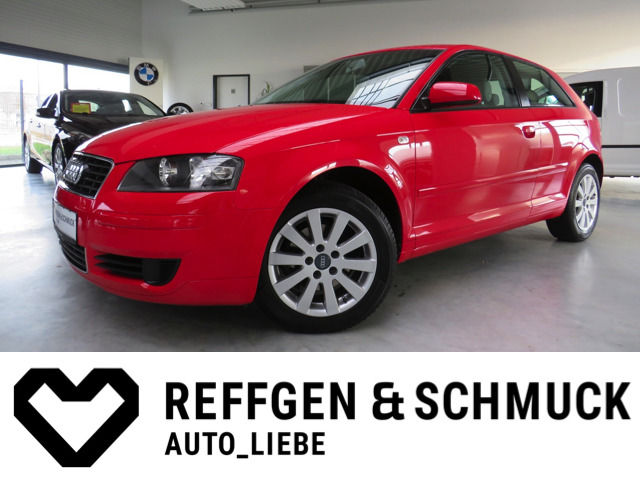 Audi A3 Automatik Klima Alu Einparkhilfe Allwetter