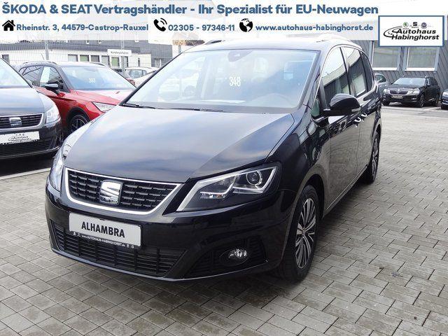 SEAT Alhambra 1.4 TSI DSG Xcellence AHK Navi 17 Alu