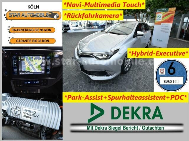 TOYOTA Auris Touring Sports Hybrid Executive 1,8-EU6!-