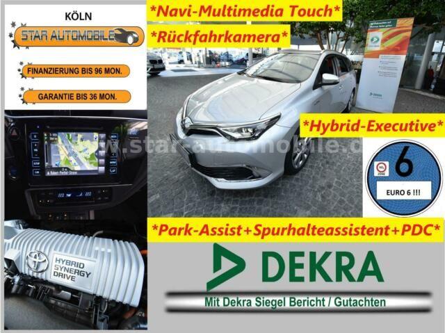 TOYOTA Auris Touring Sports Hybrid Executive 1,8-EU6!-