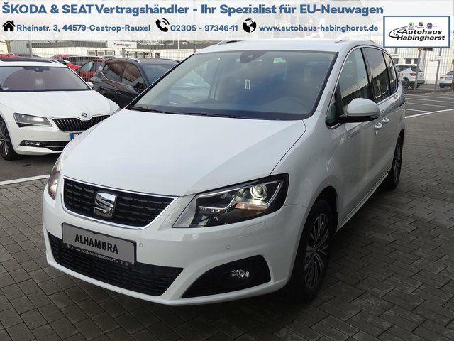 SEAT Alhambra 1.4 TSI Xcellence AHK Winter Navi