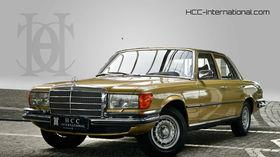 Mercedes-Benz 280 SE Oldtimer H-Kennzeichen perfekter Zustand