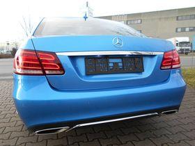 MERCEDES-BENZ E 500 V8 Lim. Sonderfarbe: Südseeblau+bes.Ausst.