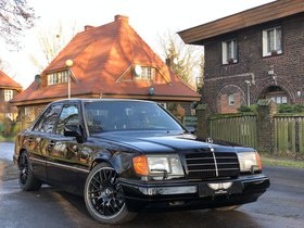 Mercedes-Benz E 400 nach der Renovierung