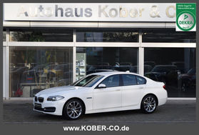 BMW 520dA EURO6 Navi Xenon PDC Sitzheizung HIFI