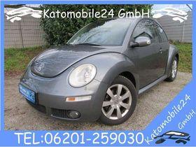 VW Beetle 1.6 Lim. Klimaanlage Alufelgen PDC Lederlenkrad...