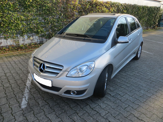 Mercedes-Benz B 200 Autotronic Panoramadach