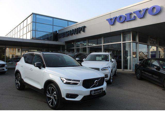 VOLVO XC40 D4-AWD-R-Design-NP Euro 60.900-Standheizg-Voll