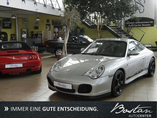 PORSCHE 911 (996) 4S CARRERA-111-CHECK-DEUTSCHES FZG