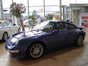 PORSCHE 911 993 TARGA 3.6 CARRERA KLIMAANLAGE-LEDER