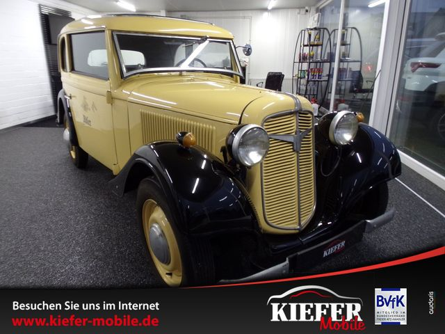 Adler Trumpf Junior 2-Trg. Limousine | Bicolor | TOP!