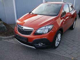 Opel Mokka 1.6 CDTI DPF COSMO 4x4 - AHK - NAVI - WINTERPAKET - PDC - SHZG - LENKRADHEIZUNG