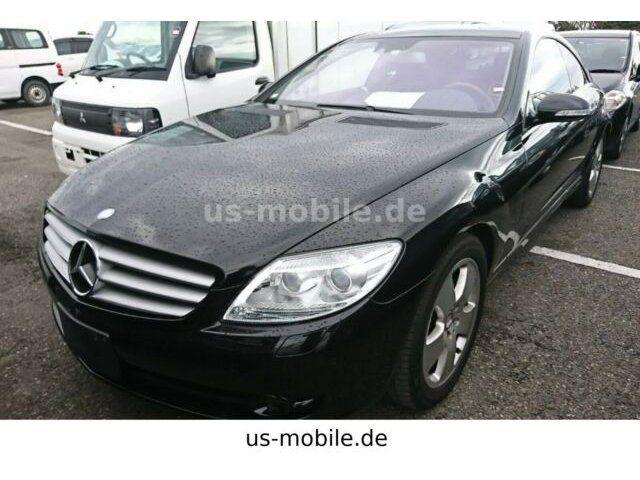 MERCEDES-BENZ CL500 COUPE KM 63.000 EUR 17.600 T1 EXPORT