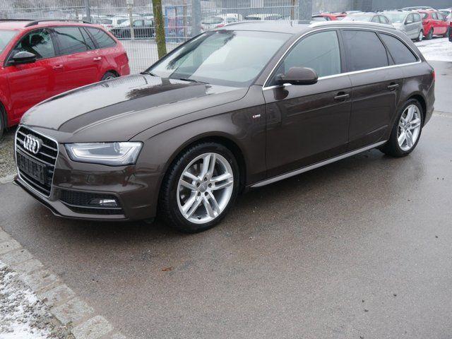Audi A4 Avant 2.0 TDI DPF S-LINE SPORTPAKET & SELECTION - QUATTRO - 18 ZOLL - NAVI - XENON