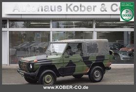 Mercedes-Benz G 250 GD G Bundeswehr Wolf -MwSt ausweisbar-