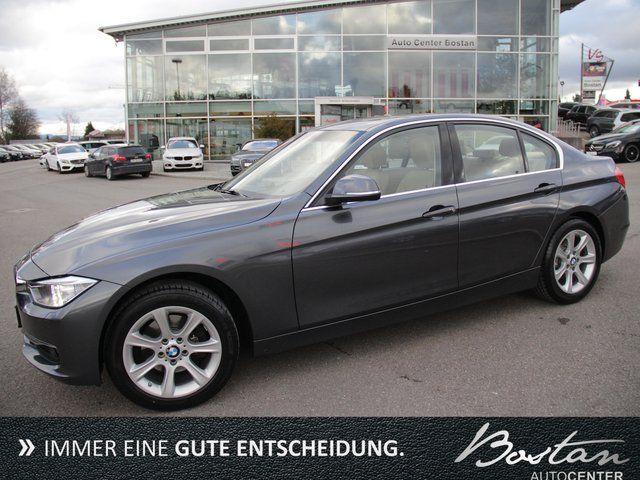 BMW 320d LUXURY-EURO 6-LEDER-AUT-1.HAND-DEUTS.AUTO