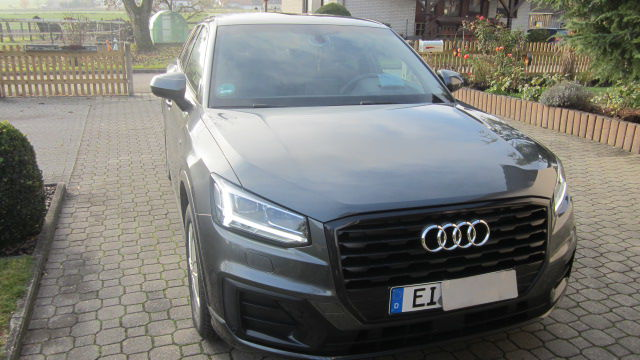 Audi Q2 TFSI s-tronic/S-line