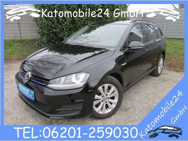 VW Golf Variant TGI CNG Erdgas BMT Standheizung Xenon AHL SHZ MFL