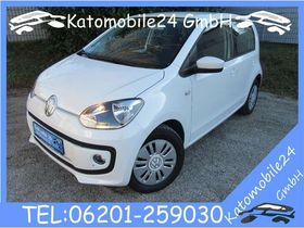 VW up! move up! eco Erdgas CNG BMT drive pack plus Navi