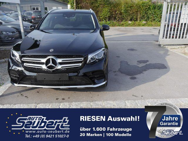 MERCEDES-BENZ GLC 250 4MATIC - 9G-TRONIC - AMG LINE - HEAD-UP-DISPLAY - PANORAMA-SD - PARK-PAKET