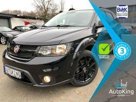 FIAT Freemont Black Code AWD|SHZ|NAVI|7-SITZER|PDC|