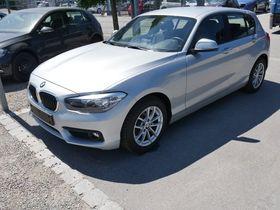 BMW 118i ADVANTAGE - STEPTRONIC - LEDER - PDC - SHZG - TEMPOMAT - KLIMAAUTOMATIK - 16 ZOLL