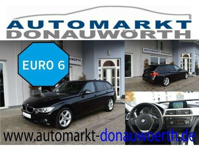 BMW 325 d Touring Aut. Blue Performance Navi PanoDach
